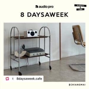8 Days a week, CNX
